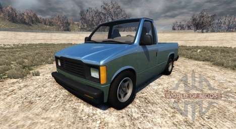 Gavril H-Series Pickup pour BeamNG Drive