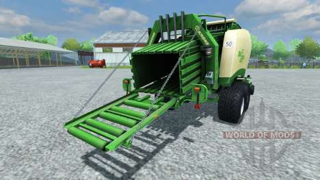 Krone Big Pack 1290 pour Farming Simulator 2013