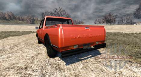 Datsun 720 1981 King Cab pour BeamNG Drive