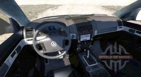 Volkswagen Touareg R50 für BeamNG Drive