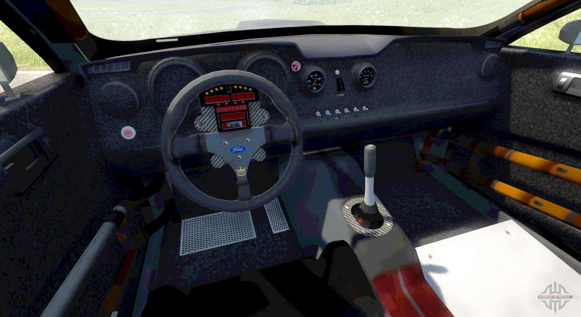 ford mustang gt r concept f r beamng drive. Black Bedroom Furniture Sets. Home Design Ideas