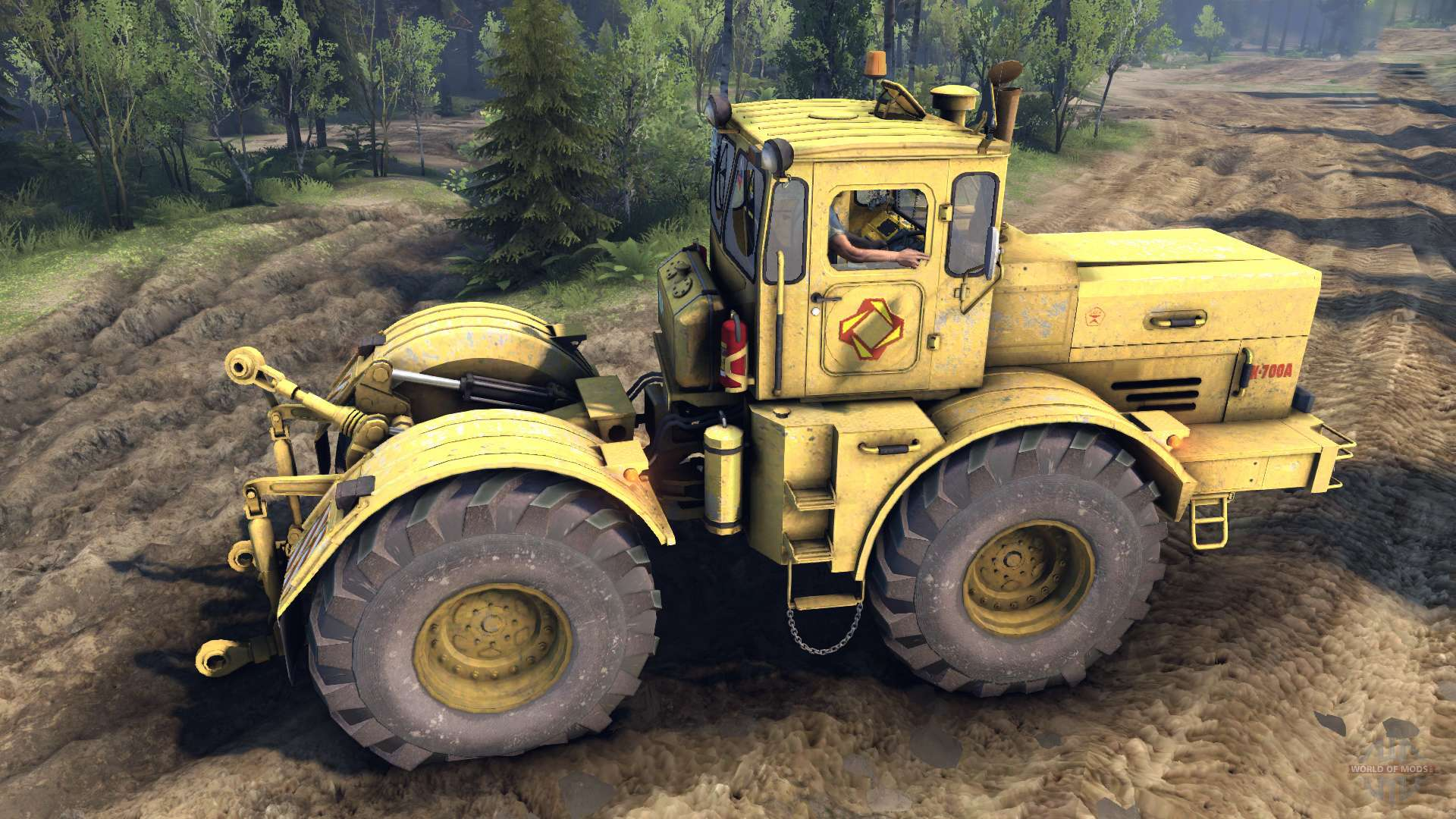 Kirovets trattori 141645-SpinTires-2014-06-25-01-16-50-966