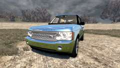 Range Rover Supercharged 2008 [Chrome]