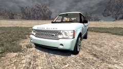 Range Rover Supercharged 2008 [White]