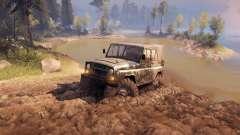 УАЗ-469 Monster-Truck v1.1
