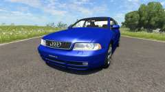 Audi S4 2000 [Pantone Reflex Blue C]