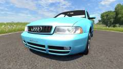 Audi S4 2000 [Pantone Blue 0821 C]