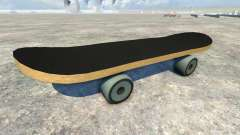 DSC Skateboat