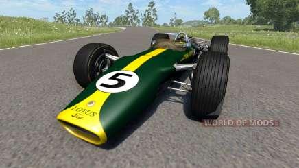 Lotus Type 49 1967 pour BeamNG Drive