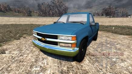 Chevrolet Silverado 1500 1994 für BeamNG Drive