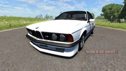 BMW E24 M6 für BeamNG Drive