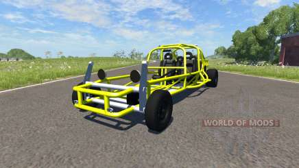 VW Rail Buggy für BeamNG Drive