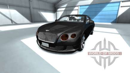 Bentley Continental GT 2011 für BeamNG Drive