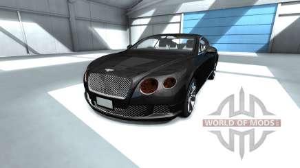 Bentley Continental GT 2011 für BeamNG Drive