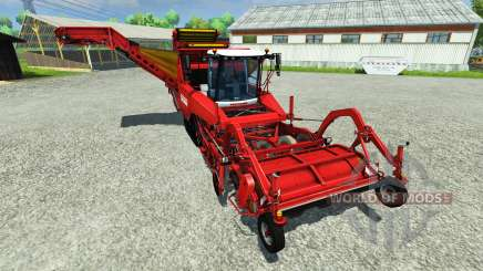 Grimme Harvesters v1.1 pour Farming Simulator 2013