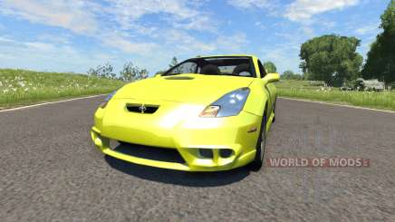 Toyota Celica TRD pour BeamNG Drive