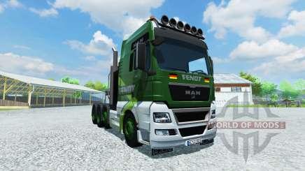 MAN TGA pour Farming Simulator 2013