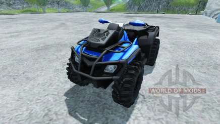 Lizard ATV pour Farming Simulator 2013