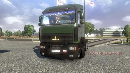 MAZ-5440 A5 für Euro Truck Simulator 2