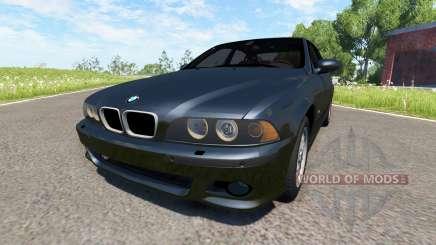 BMW M5 E39 pour BeamNG Drive