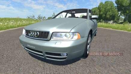 Audi S4 2000 [Original] pour BeamNG Drive