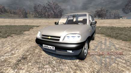 ВАЗ-21236 Chevrolet Niva für BeamNG Drive