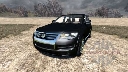 Volkswagen Touareg R50 pour BeamNG Drive