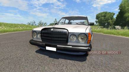 Mercedes-Benz 230 W123 pour BeamNG Drive