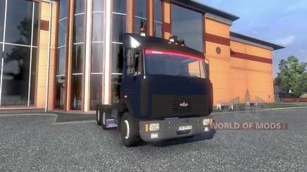 MAZ-6422 für Euro Truck Simulator 2