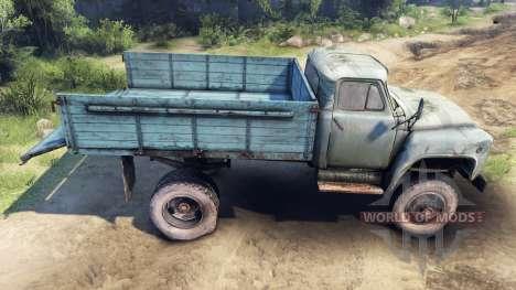 GAZ-52 pour Spin Tires