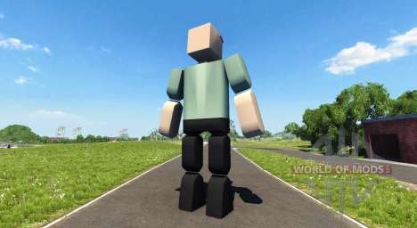 DSC Giant Ragdoll für BeamNG Drive