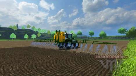Épandeur Amazone v1.1 pour Farming Simulator 2013