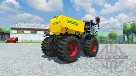 Tank Amazone TX 118 für Farming Simulator 2013