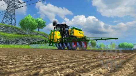 CLAAS Xerion 3800 Saddle Trac für Farming Simulator 2013