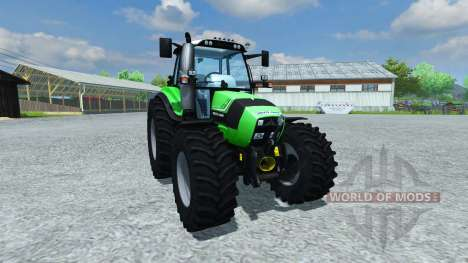 Deutz-Fahr Agrotron TTV 430 für Farming Simulator 2013