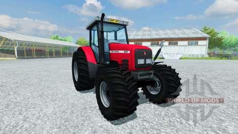 Massey Ferguson 6280 pour Farming Simulator 2013