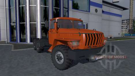 Oural 43202 pour Euro Truck Simulator 2