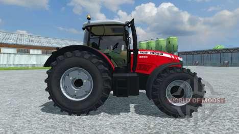 Massey Ferguson 8690 für Farming Simulator 2013