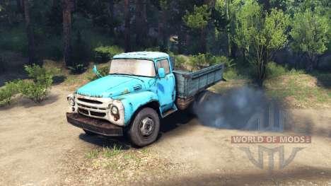 De nouveaux sons du moteur de ZIL-130 pour Spin Tires