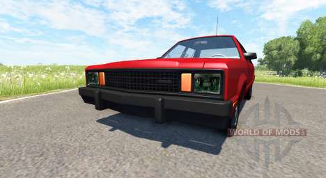 Ford Fairmont 1978 für BeamNG Drive