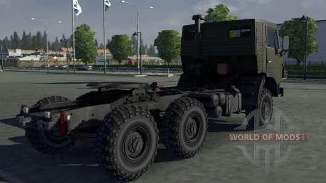KamAZ 4410-6450 pour Euro Truck Simulator 2