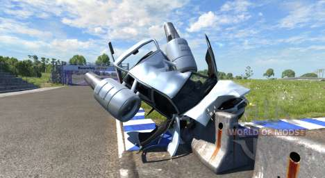 Ibishu Covet Jet Edition pour BeamNG Drive