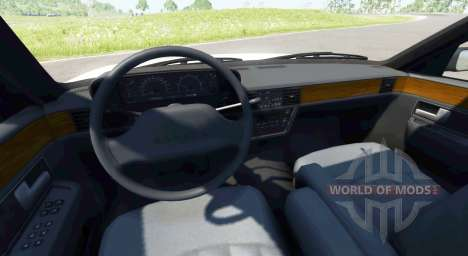 Gavril Grand Marshal Coupe für BeamNG Drive