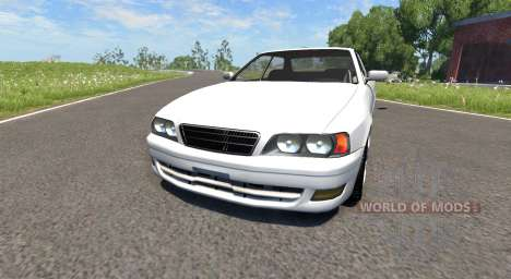 Toyota Chaser pour BeamNG Drive