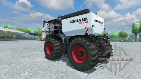 Tank Lomma TX 118 für Farming Simulator 2013