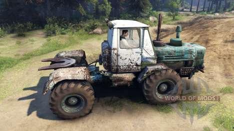 T-150K v2 pour Spin Tires
