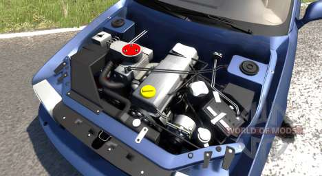 Audi RS2 Avant für BeamNG Drive