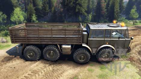 Tatra 813 8x8 KOLOS pour Spin Tires