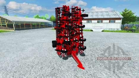 HORSCH Terrano 22 FX pour Farming Simulator 2013