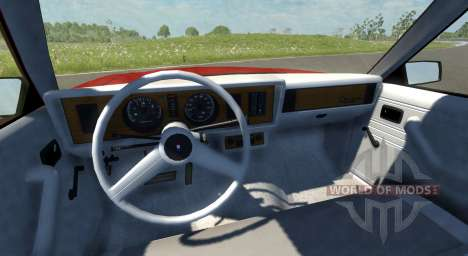 Ford Fairmont 1978 pour BeamNG Drive
